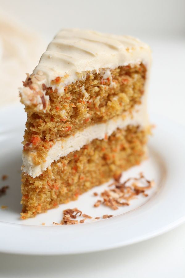 """<strong>Get the <a href=""""http://www.thefauxmartha.com/2011/12/01/carrot-cake/"""" target=""""_blank"""">Carrot Cake with Brown Butter"""