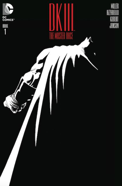 "The cover of ""Dark Knight III: Master Race"""