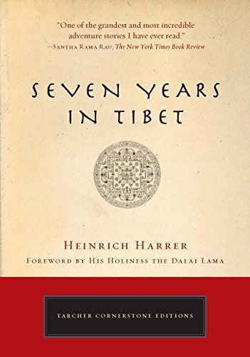 "<strong><a href=""http://amzn.to/1Nlx2zS"">Seven Years in Tibet</a></strong><br>by&nbsp;Heinrich Harrer<br><br><i>""In this vivi"