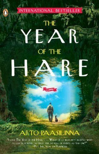 "<strong><a href=""http://amzn.to/1NlB3V4"">The Year of the Hare</a></strong><br>by&nbsp;Arto Paasilinna<br><br><i>""'Which of us"