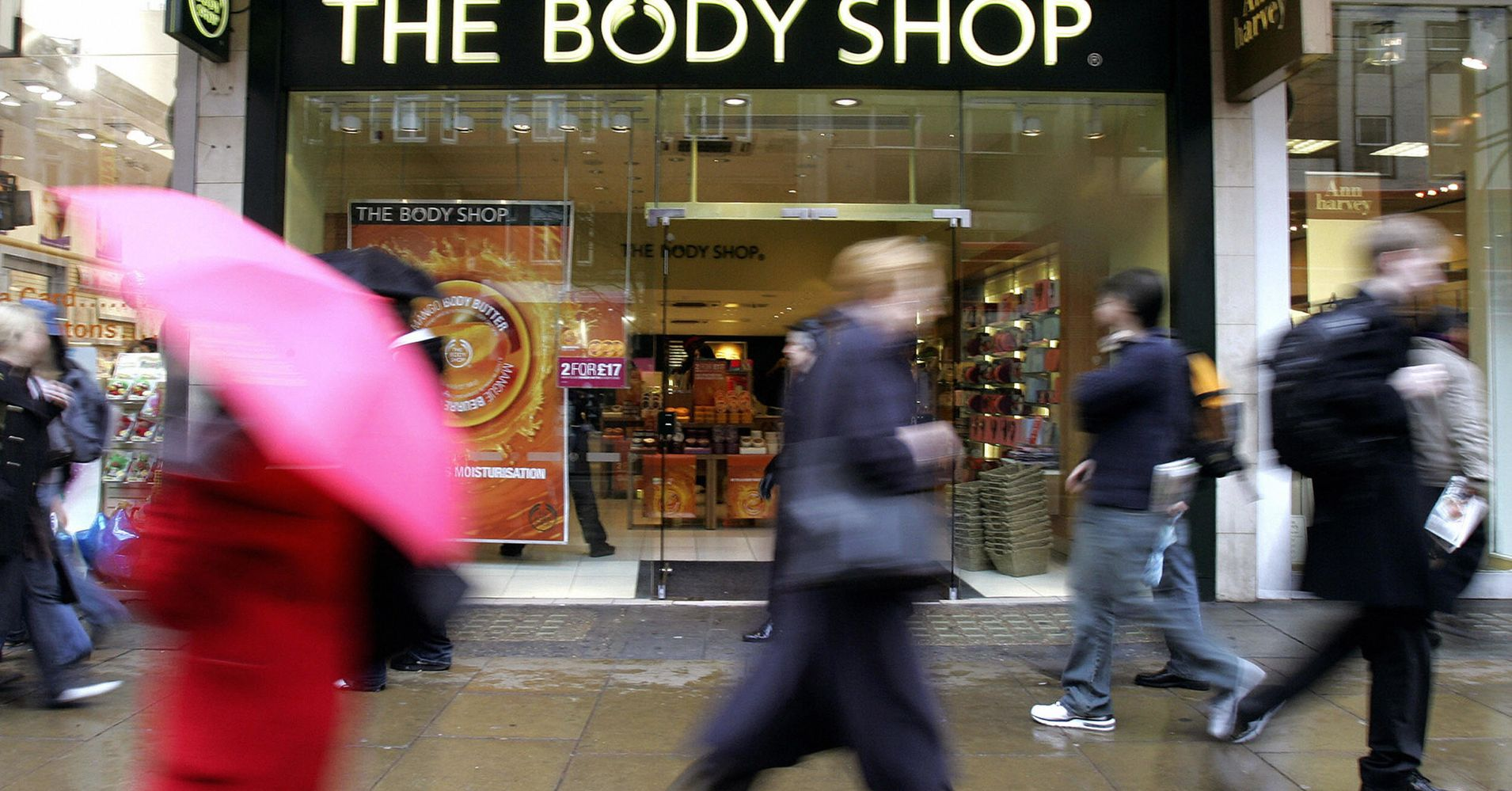 What Ever Happened To The Body Shop?   HuffPost