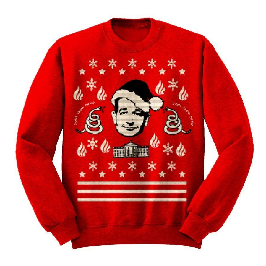 If you're among the 4 percent of Americans who like both Christmas music AND campaign ads, Ted Cruz has the perfect gift for