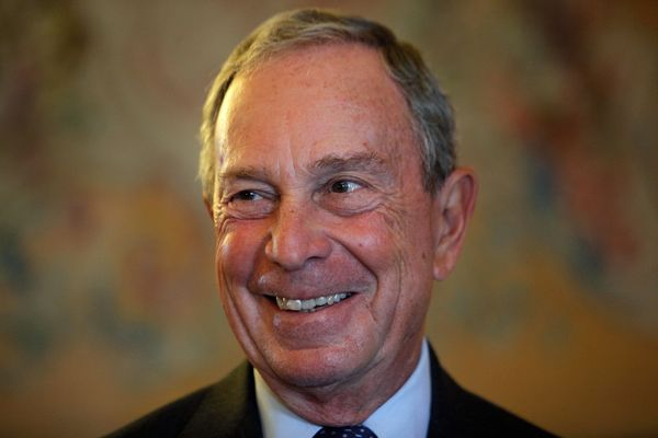 "Net worth: <a href=""http://www.forbes.com/profile/michael-bloomberg/"">$40.9 billion</a><br>The former mayor of New York City"