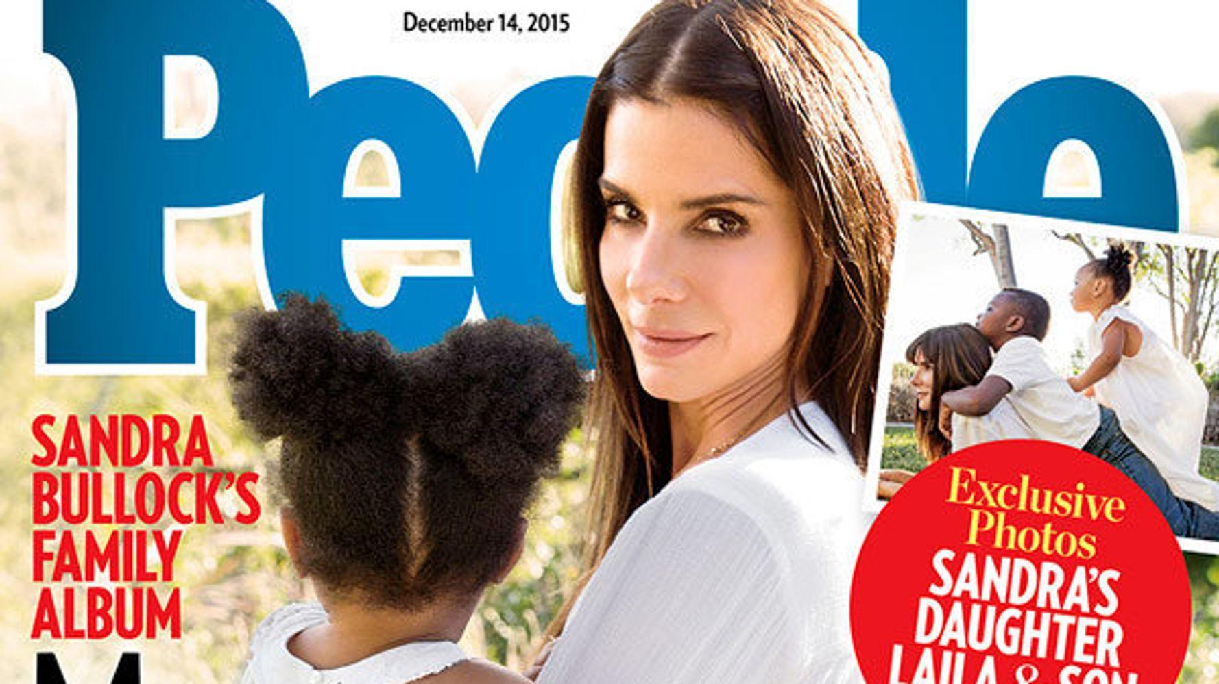 Sandra Bullock Adopts 3-Year-Old Daughter Named Laila | HuffPost
