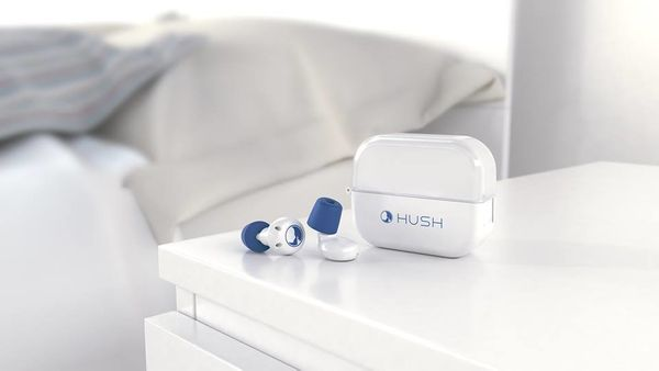 These smart earphones may save the day (or the night) if you're hypersensitive to noise or sleep beside a snoring partn