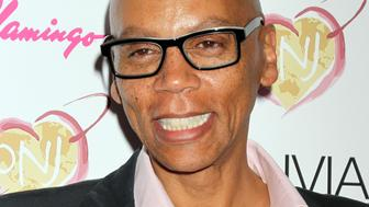 "RuPaul attending the Grand Opening Of Olivia Newton-John's ""Summer Nights"" in Las Vegas, Nevada."