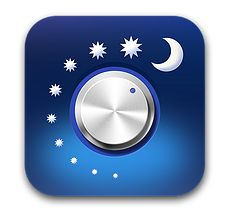 This app's library of 80 different sound<strong>    </strong>creates a relaxing mood for adults and babies alike. It wa