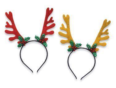 "Reindeer Antlers $8.80, <a href=""http://www.amazon.com/DMM-x-ant-Reindeer-Antlers/dp/B000YDZ8DC/?_encoding=UTF8&amp=&camp=178"