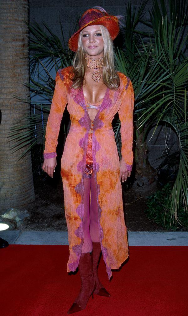 Grammy  Fashion Brittney Spears
