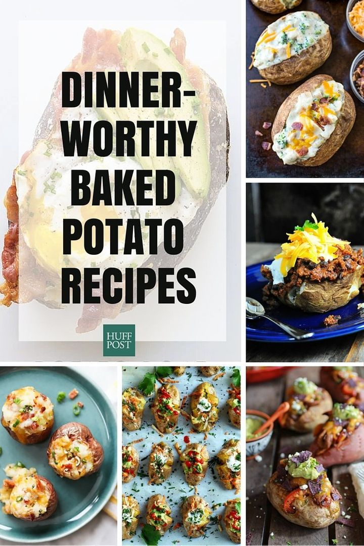 Baked potato recipes that can count as dinner huffpost a cozy apron add a pinch half baked harvest i love vegan foodie crush real food by dad forumfinder Image collections