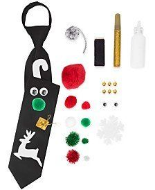 """Make Your Own Ugly Christmas Tie Kit $19.75 (originally $40), <a href=""""http://www1.macys.com/shop/product/make-your-own-ugly-"""
