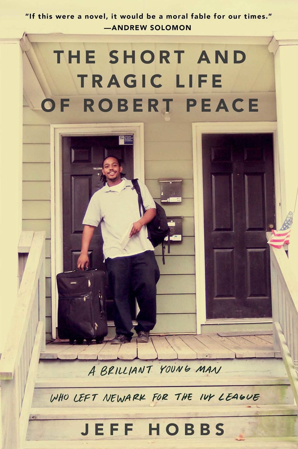 This moving biography recounts the life of Robert Peace, a young man who escaped the streets of Newark, New Jersey, to attend