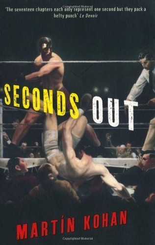 "<strong><a href=""http://amzn.to/1NI0YN2"">Seconds Out</a></strong><br>by&nbsp;Martin Kohan<br><br><i>""New York, 1923: the Arge"