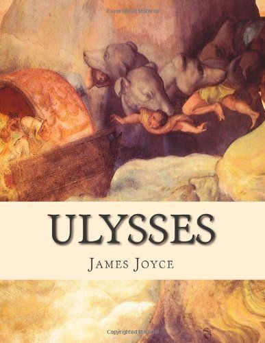 "<strong><a href=""http://amzn.to/1NI1BGm"">Ulysses</a></strong><br>by James Joyce<br><br><i>""Ulysses has been labeled dirty, bl"