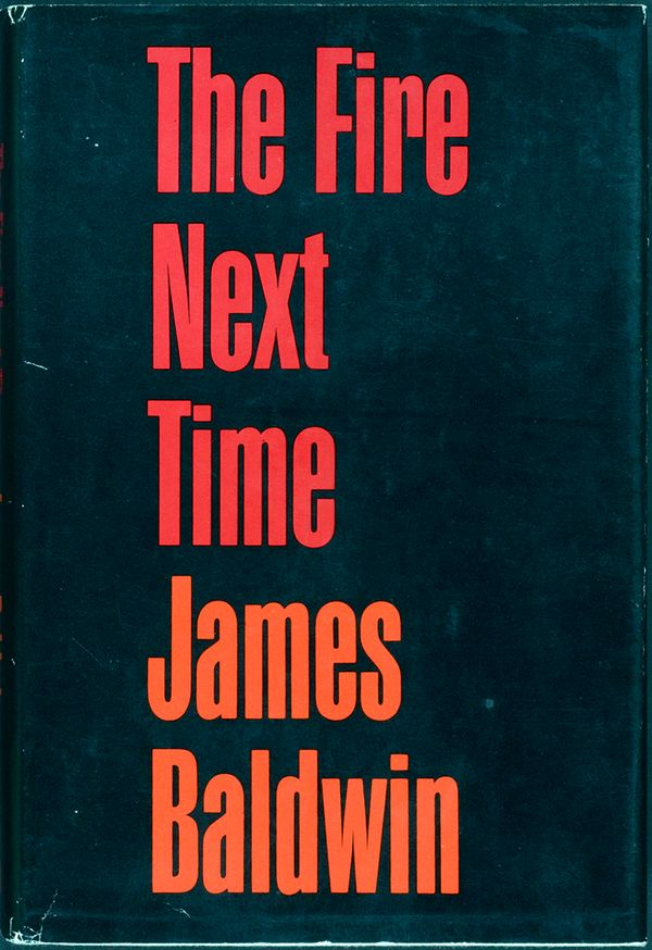 One of James Baldwin's most important book of essays,&nbsp;<i>The Fire Next Time&nbsp;</i>explores themes of race, religion a