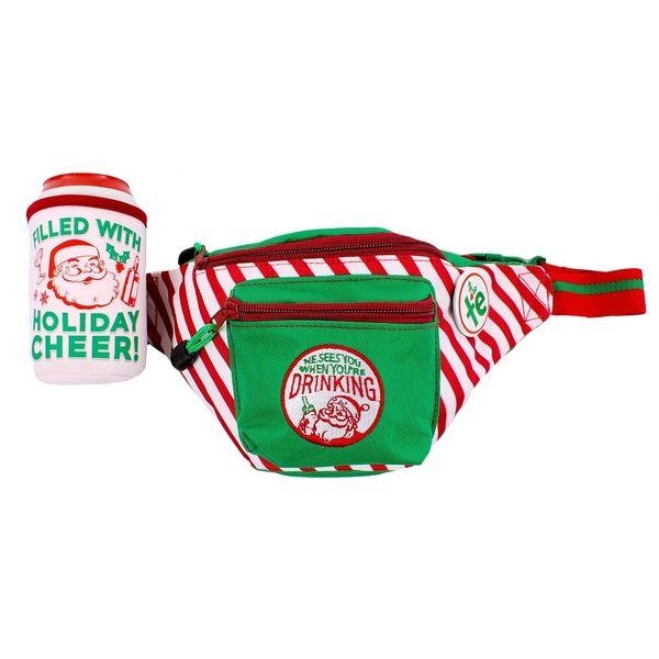 "Holiday Cheer Fanny Pack $14.95 (originally $29.95), <a href=""http://www.tipsyelves.com/holiday-cheer-fanny-pack"" target=""_bl"