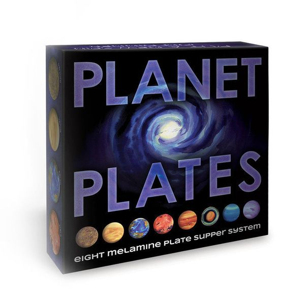 """<a href=""""http://fab.com/product/planet-plates-set-of-8-508329/?ltb=off"""">Planet plates set</a>,featuring eight plates de"""