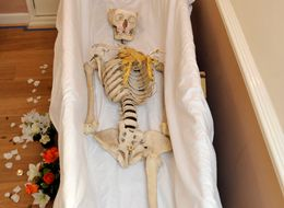 School Holds Funeral When Lab Skeleton Turns Out To Be Human