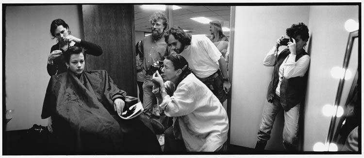 © 2015 Jeff Bridges, All Rights Reserved, Mary Ellen Mark, Martin Bell and Edward Furlong, American Heart, 1992