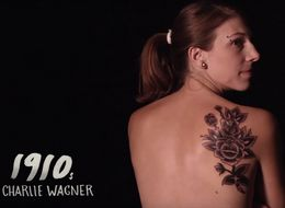 100 Years Of Tattoos Inked On One Woman's Body