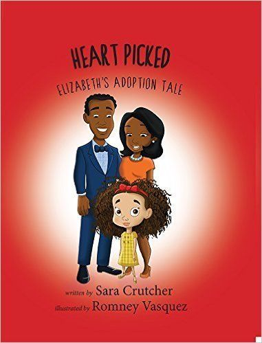 This delightful story helps explain adoption in a colorful way and with the intention of helping both children and