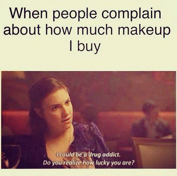 Hilarious Memes That Sum Up All Our Feelings About Beauty Huffpost
