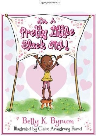 "This quirky book follows Mia who discovers ""that <a href=""http://www.amazon.com/Pretty-Little-Black-Girl-Collection/dp/061578"