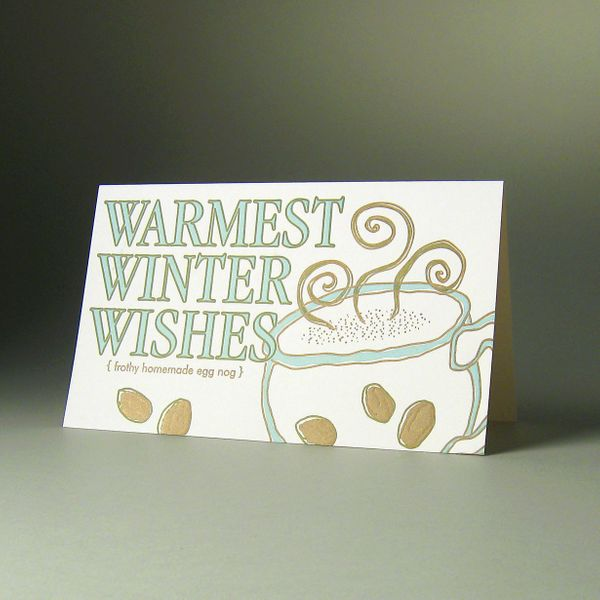 """$17 for set of 6, on <a href=""""http://www.oblationpapers.com/products/warmest-winter-wishes-boxed-notes/"""" target=""""_blank"""">Obla"""