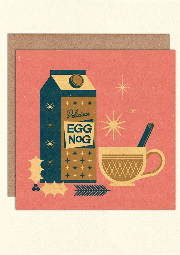 """&pound;3.50 on <a href=""""http://telegramme.co.uk/collections/christmas/products/eggnog-christmas-card"""" target=""""_blank"""">Telegra"""