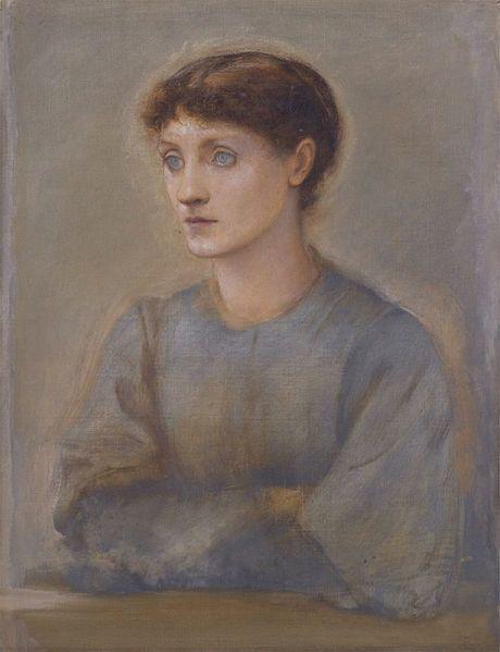 Edward Coley Burne-Jones, Margaret, 19th century