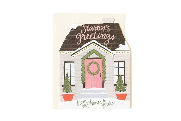 """$4.50 on <a href=""""http://1canoe2.com/collections/cards-holidays/products/c620-holiday-house-cutout"""" target=""""_blank"""">One Canoe"""