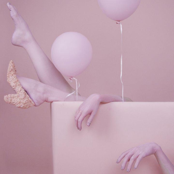Olivia Locher, Stuck on Gum, 2012