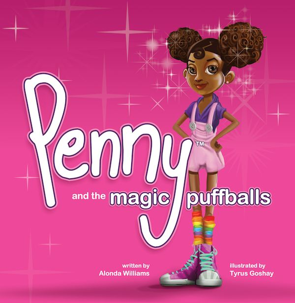 Follow Penny as she goes on adventures while rocking her magic puffballs hairdo that her mom styled for her. <br><br>Buy