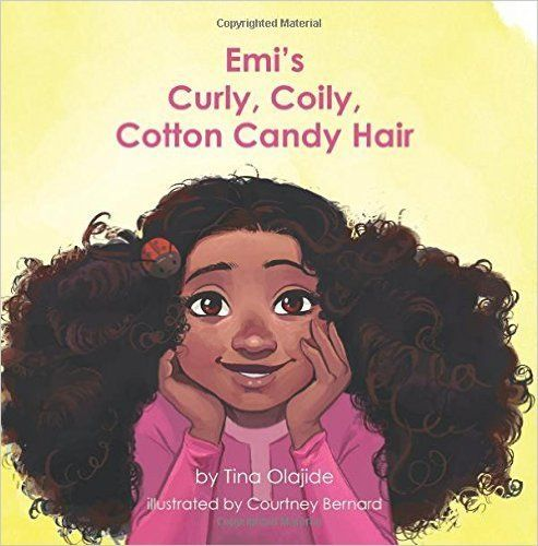 "While teaching proper hair care techniques, this story follows a 7-year-old girl named Emi who has a ""<a href=""http://ww"