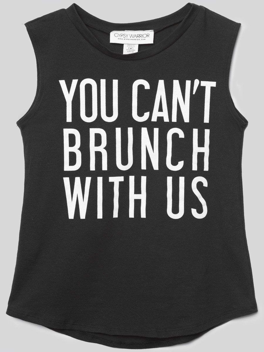 "Brunch Muscle Tank, $16 (originally $32) at <a href=""http://gypsywarrior.com/brunch-muscle-tank.html?source=ebayenterprise&am"