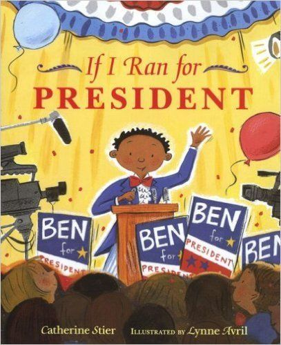 Help your child learn all about the election process and it what it takes to one day be president.&nbsp;<br><br>Buy it <a hre