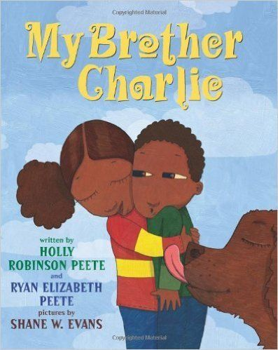 Based on actress Holly Robinson Peete's son, who has autism, this book celebrates the relationship a little girl has with her