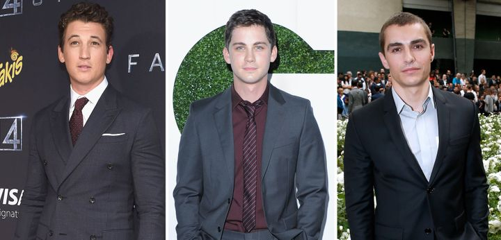 Miles Teller, Logan Lerman and Dave Franco are three of the 2500 (!) actors auditioning for the role of young Han Solo in a n