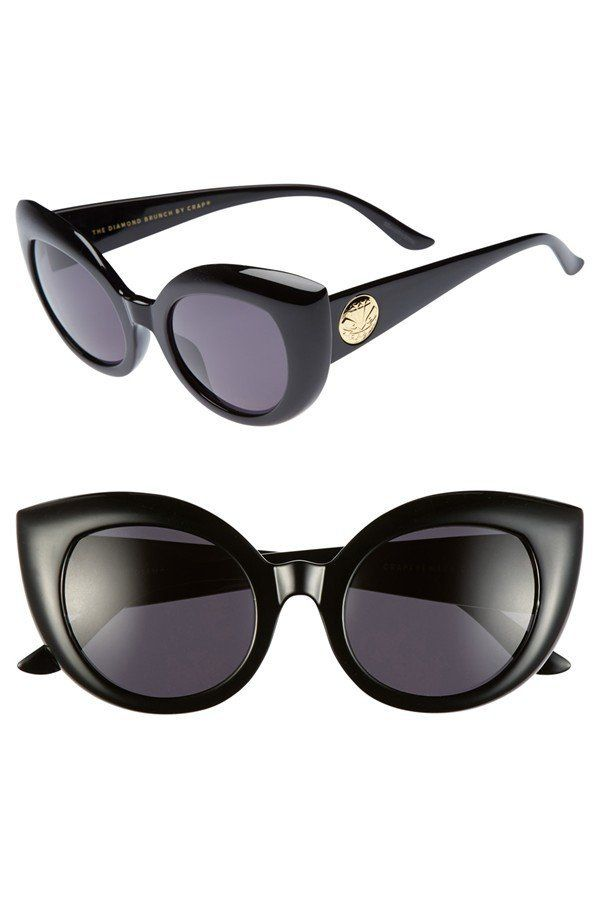 "The Diamond Brunch Sunglasses, $56 at <a href=""http://shop.nordstrom.com/s/crap-eyewear-the-diamond-brunch-55mm-sunglasses/36"