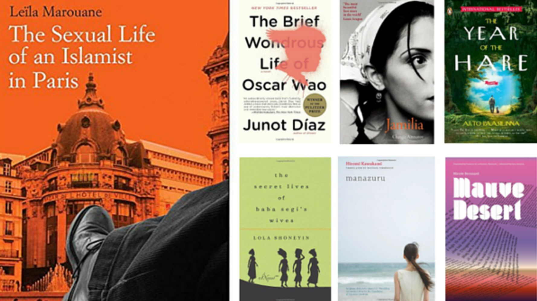 49 Incredible Books From 49 Different Countries | HuffPost