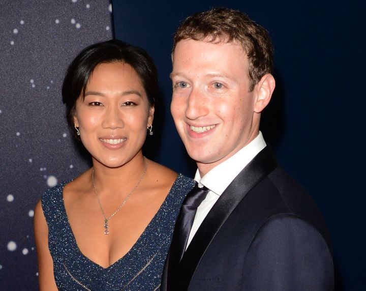 Priscilla Chan and Mark Zuckerberg became the talk of the Web when they made two big announcements this week.