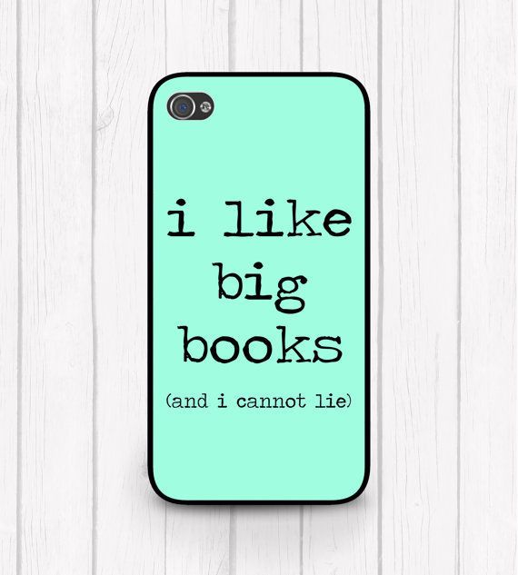 "Get the <a href=""https://www.etsy.com/listing/247983458/i-like-big-books-and-i-cannot-lie-quote"">I Like Big Books And I Canno"