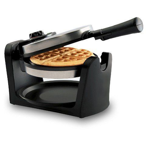 "West Bend Rotary Waffle Maker, $22.99 at <a href=""http://www.target.com/p/west-bend-rotary-waffle-maker/-/A-13788706?ci_src=1"
