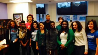 The Student Group On Race Relations during the 2014 - 2015 school year.