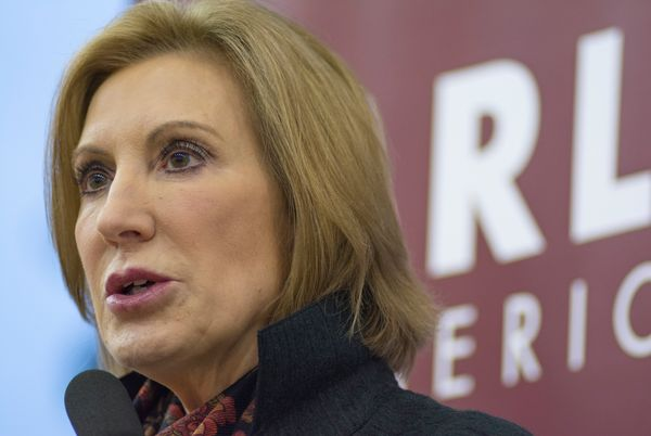 In a GOP debate this fall, Republican presidential candidate Carly Fiorina made the rather startling claim that she had watch