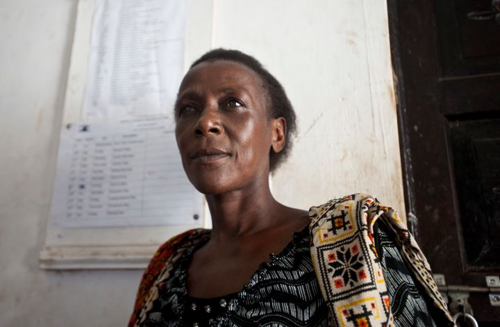 Mwikali William was enrolled as 'client number 3' of the pioneering methadone program in Malindi by The Omari Project.