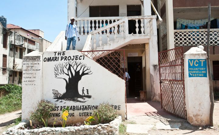The Omari Project was named after the first injecting drug user to die inMalindi after using a contaminated needle in 1