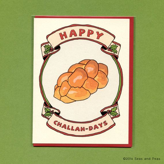 "<a href=""https://www.etsy.com/listing/198683518/happy-challah-days-hanukkah-card-funny?ga_order=most_relevant&amp;ga_search_t"