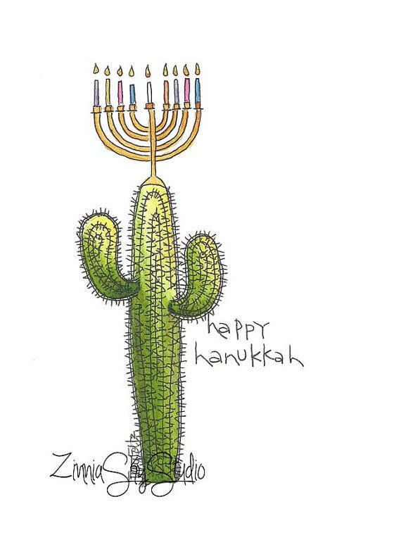"<a href=""https://www.etsy.com/listing/251747405/saguaro-cactus-hanukkah-card?ga_order=most_relevant&amp;ga_search_type=all&am"