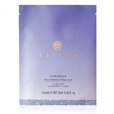 "$28, <a href=""https://www.tatcha.com/shop/deep-hydration-lifting-mask-1"" target=""_blank"">Tatcha.com</a>"